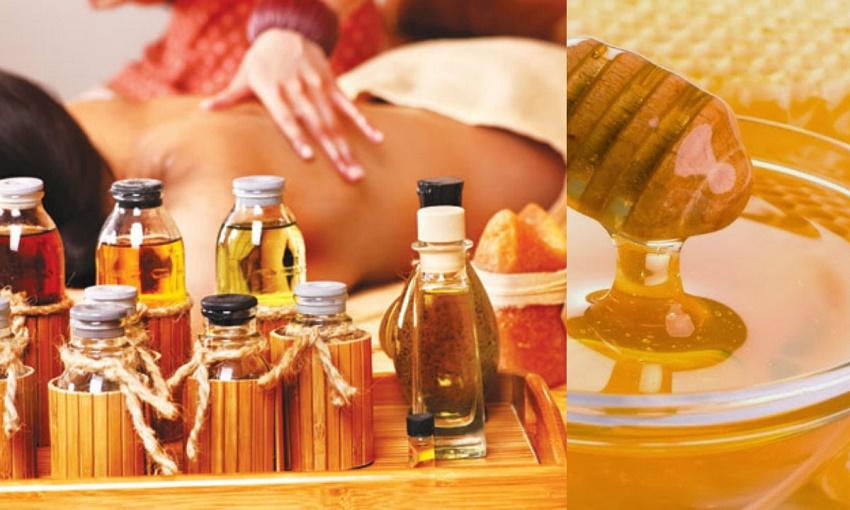 Cách làm kem dưỡng thể trắng da từ sáp ong và tinh dầu