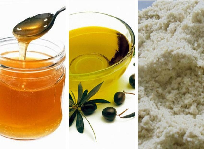 Các nguyên liệu chính để làm kem dưỡng trắng da ban ngày