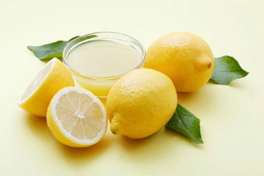 Kem dưỡng trắng da từ trái chanh