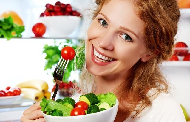 Chế đố sinh dưỡng là cách chăm sóc da chống lão hóa