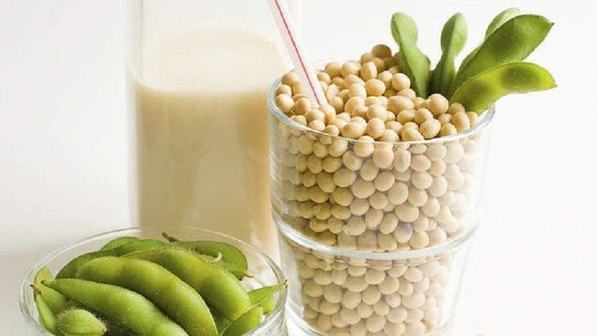 Sữa dưỡng trắng da toàn thân từ đậu nành