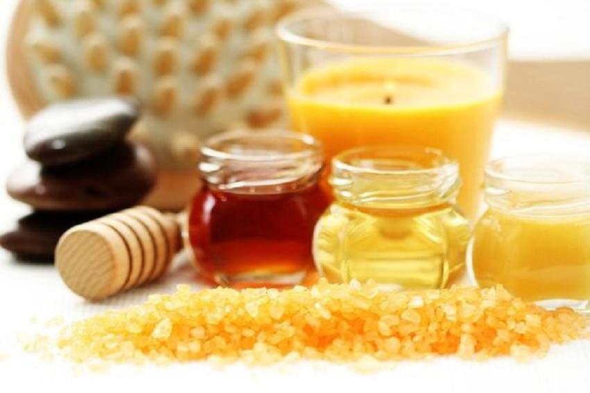 Làm kem dưỡng da ban đêm từ dầu oliu