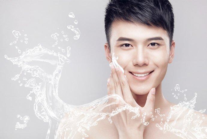 Sữa tắm cho nam giới cũng cần phù hợp với loại da