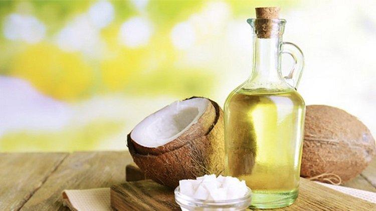 Tác dụng tuyệt vời từ cách làm đẹp da mặt với dầu dừa
