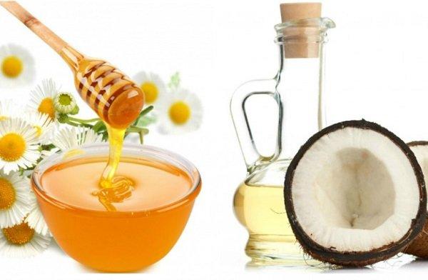 Cách làm mặt nạ dầu dừa mật ong
