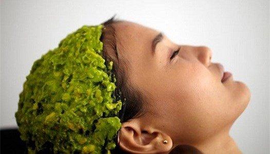 Tự chế tạo mặt nạ thần kỳ chăm sóc tóc khô