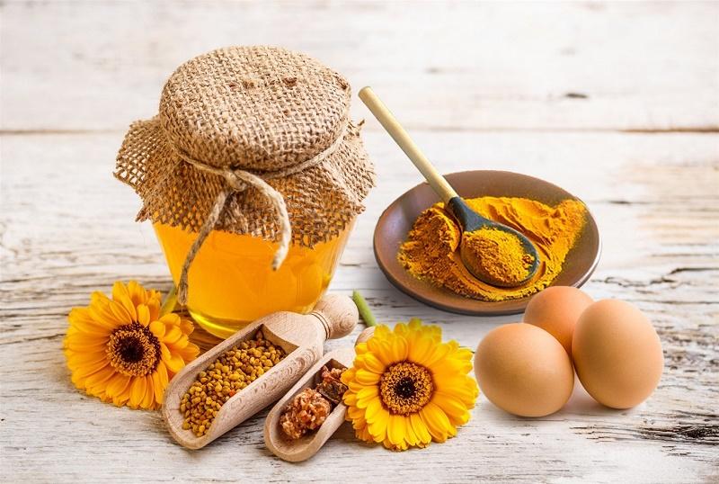 Thần dược kem tẩy tế bào chết da mặt từ mật ong