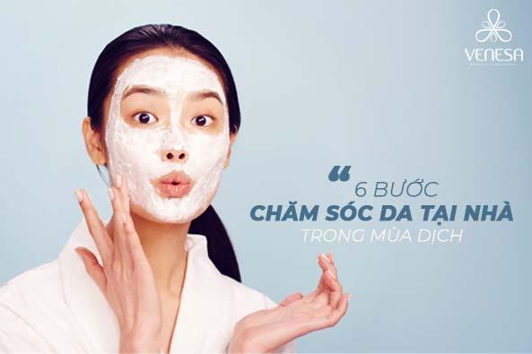 Đắp mặt nạ thường xuyên để chu trình chăm sóc da tại nhà đạt được hiệu quả cao