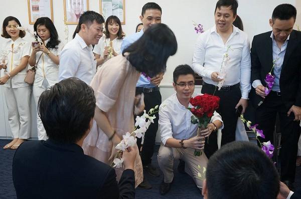 Venesa chào mừng ngày phụ nữ Việt Nam năm 2016