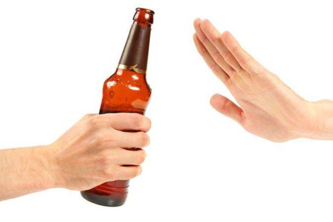 noi khong voi ruou bia