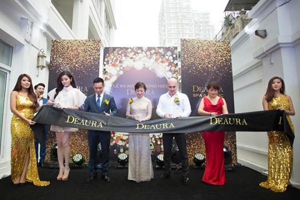 Lễ ra mắt thương hiệu DeAura Việt Nam