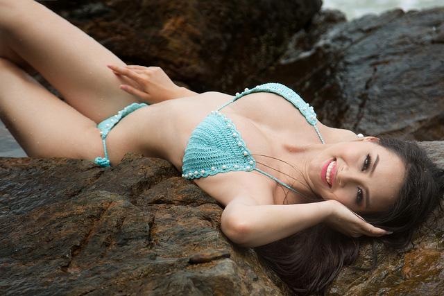 Hoa hậu biển Phạm Thùy Trang