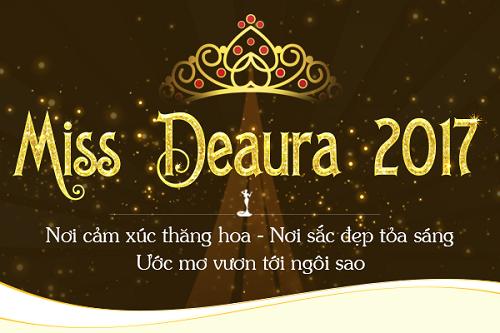 Khởi động cuộc thi Miss DeAura 2017