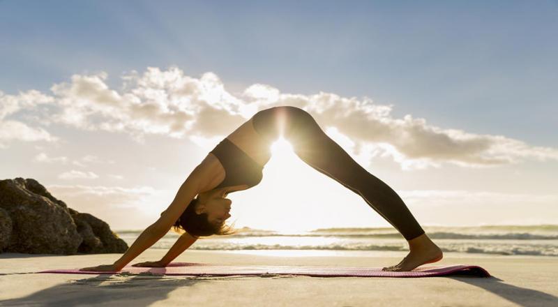 Kinh ngạc với tác dụng làm đẹp da của các bài tập Yoga