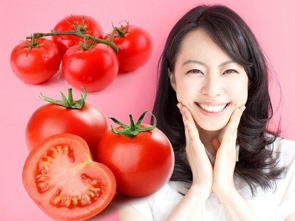 Một số lưu ý khi sử dụng cà chua để làm đẹp