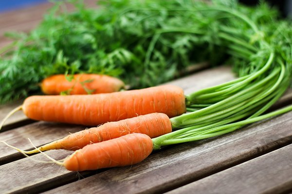 Cà rốt-thực phẩm giúp trẻ lâu