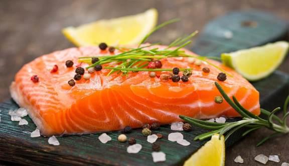 Cá béo-thực phẩm giúp trẻ lâu