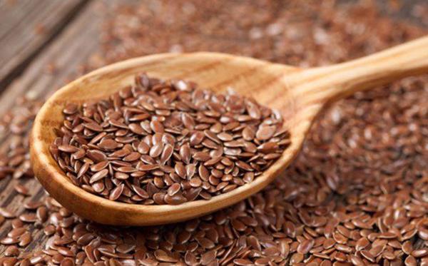 Hạt lanh-thực phẩm giúp trẻ lâu