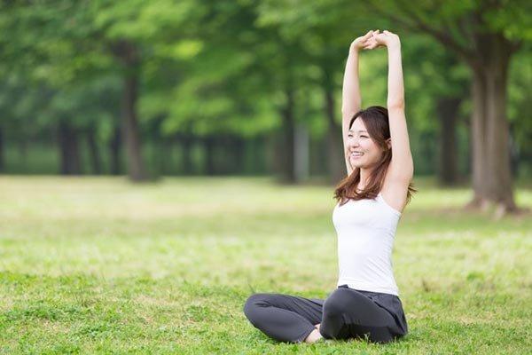 Tập thể dục-bí quyết trẻ lâu của phụ nữ Nhật