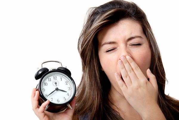 Thiếu ngủ gây lão hóa da