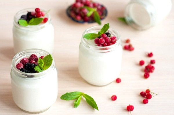 Thực phẩm có thể ăn cùng với sữa chua