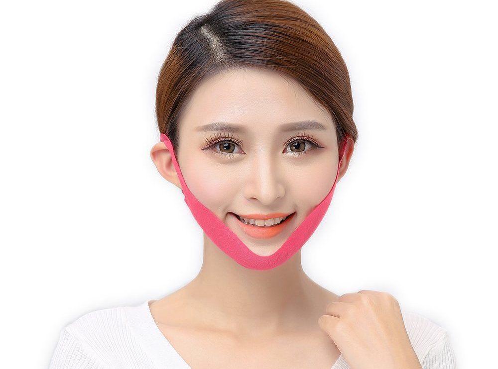 Miếng đeo nâng cơ mặt có hiệu quả không?