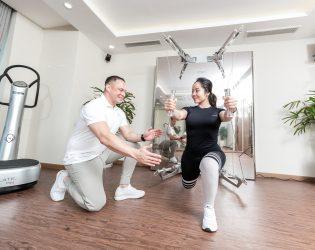 Venesa Exclusive Center – Phong cách tập luyện mới mang đến trải nghiệm sống trọn vẹn!