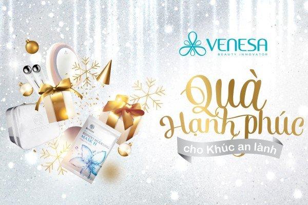 """""""Quà hạnh phúc cho khúc an lành"""" – Món quà trọn vẹn cho Giáng Sinh cùng Venesa"""