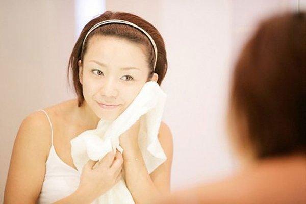 Cách chăm sóc da của người Nhật