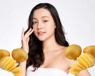 6 Tác dụng của mặt nạ khoai tây: Điều kì diệu cho làn da
