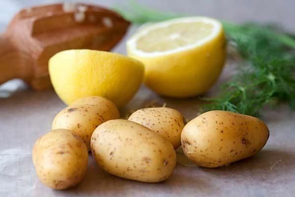 tác dụng của mặt nạ khoai tây
