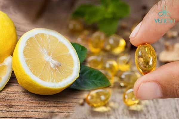 cách đắp mặt nạ vitamin E